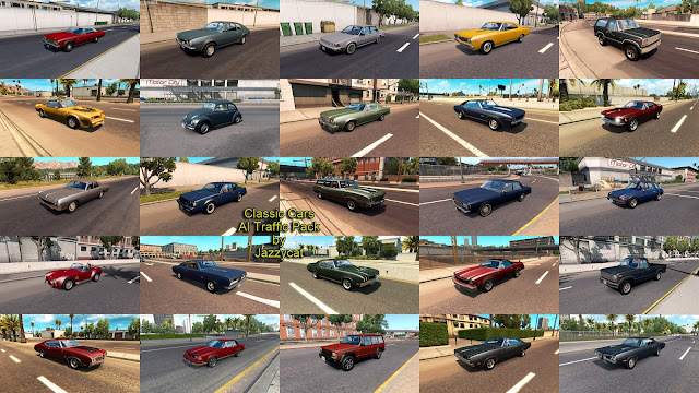 ats classic cars ai traffic pack v3.1 screenshots 2