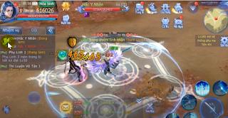 Tải game Trung Quốc hay Kiếm Thánh Việt Hóa Free 20M Kim Ngọc +  20M Kim Ngọc Khóa+  20M Bạc +  Xài Tẹt Ga