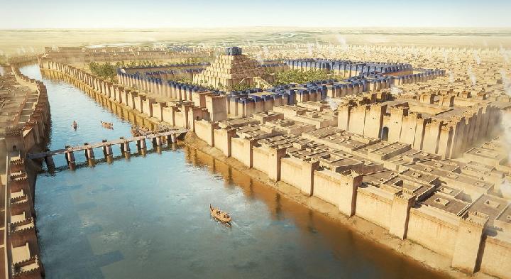Peradaban Di Babilonia Dan Penciptaan Alam Semesta