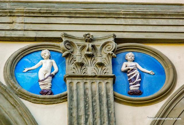 Hospital dos Inocentes, em Florença