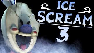 تحميل لعبة ICE SCREAM 3 مهكرة للاندرويد