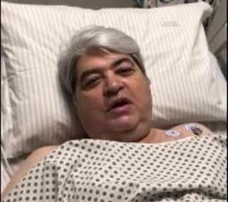 Datena passal mal e é internado no Hospital Sírio-Libanês, em São Paulo