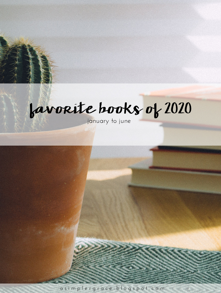 My top twelve books of the first half of 2020. #books #asgbookshelf #reading