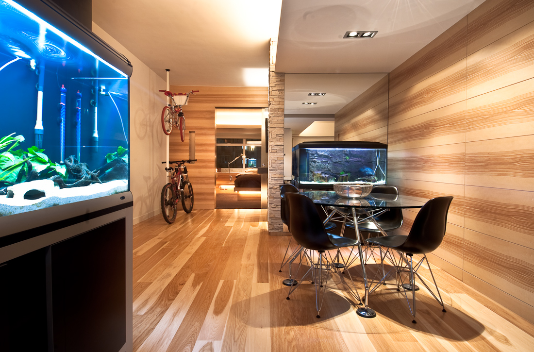 Apartment Design Focused On Minimalism, Hong Kong ...