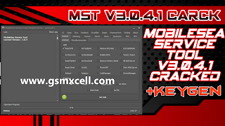 MobileSea Service Tool v3.0.4.1 Cracked With Keygen Full Tested