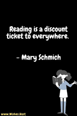 the importance of reading quote