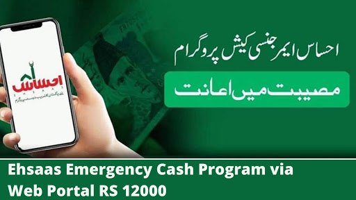 Ehsaas Emergency Cash Program 8171 New Updates 12000 Payment Via NADRA
