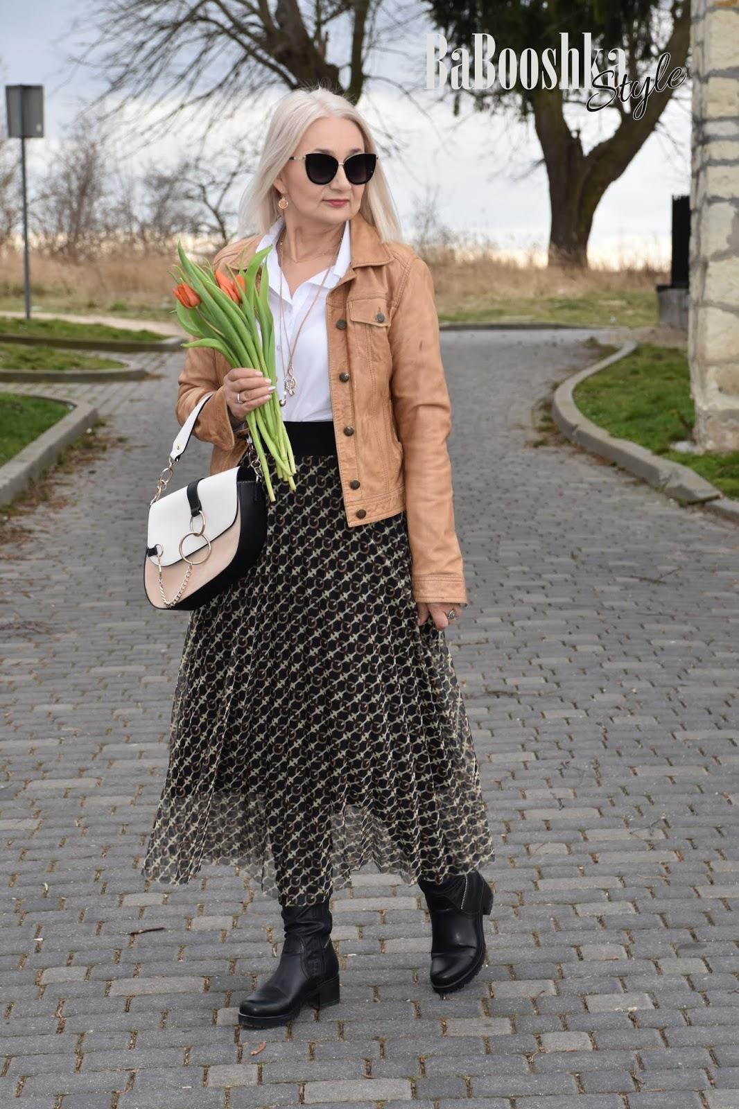 tiulowa spódnica Masha