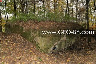 Тринадцатый немецкий ДОТ. Закопан