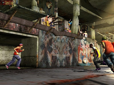 Urban Freestyle Socce PC Game_2