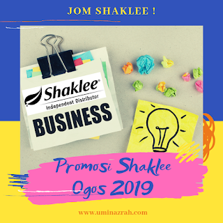 Promosi Shaklee Ogos Merdeka Raya 2019 Vivix Youth Skincare