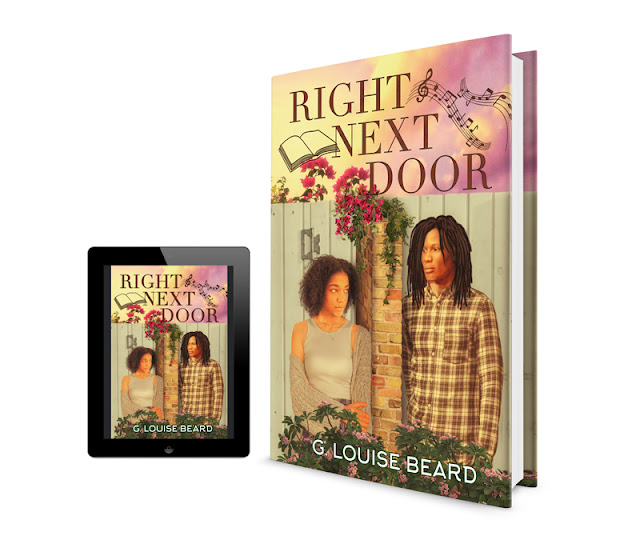 Right Next Door / Book Cover Design