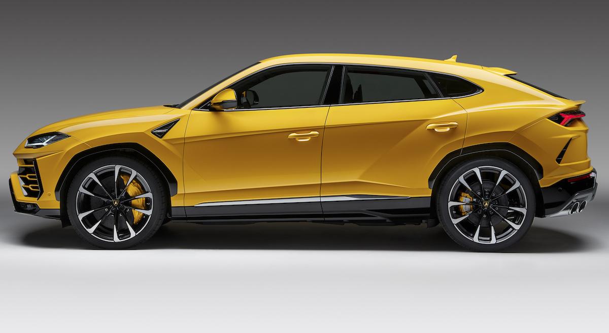 sistema frenante Lamborghini Urus, pinze e dischi freni