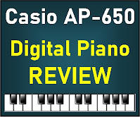 Casio AP-650 Review