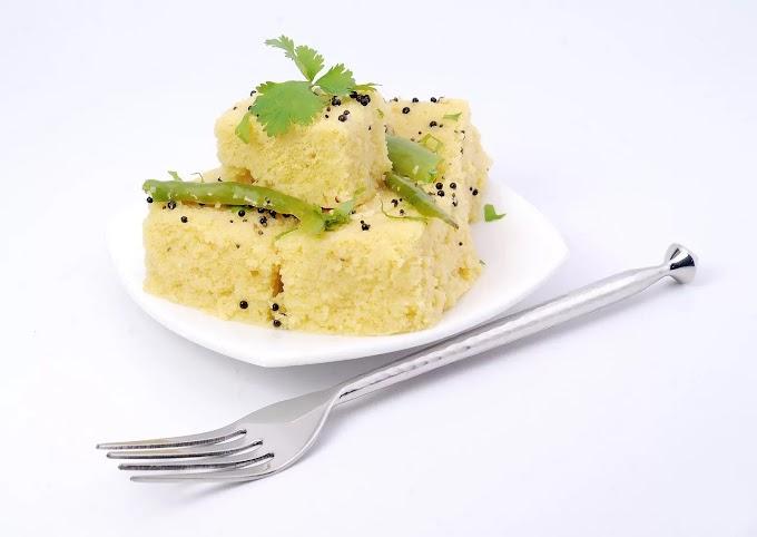 Dhokla Recipe In Marathi In Cooker | ढोकळा रेसिपी मराठी