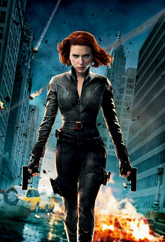 black widow या Natasha Romanova without superpower