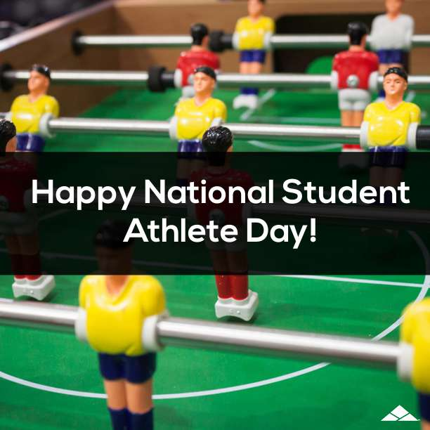 National Student-Athlete Day Wishes Photos
