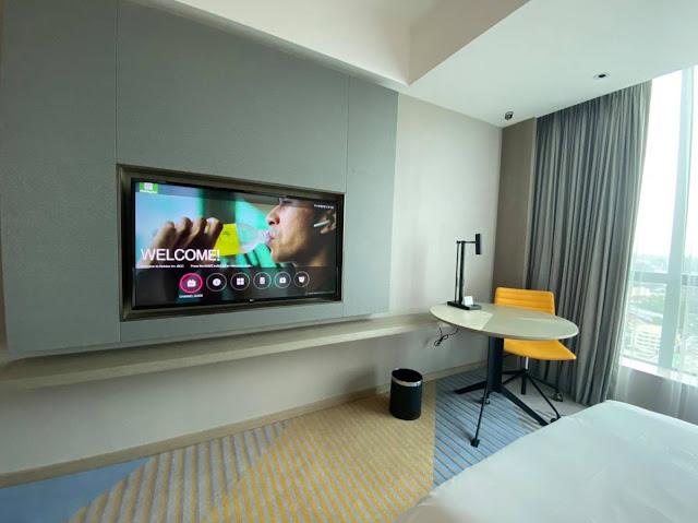 Jom Menginap Di Holiday Inn JBCC, Semuanya Serba Baru