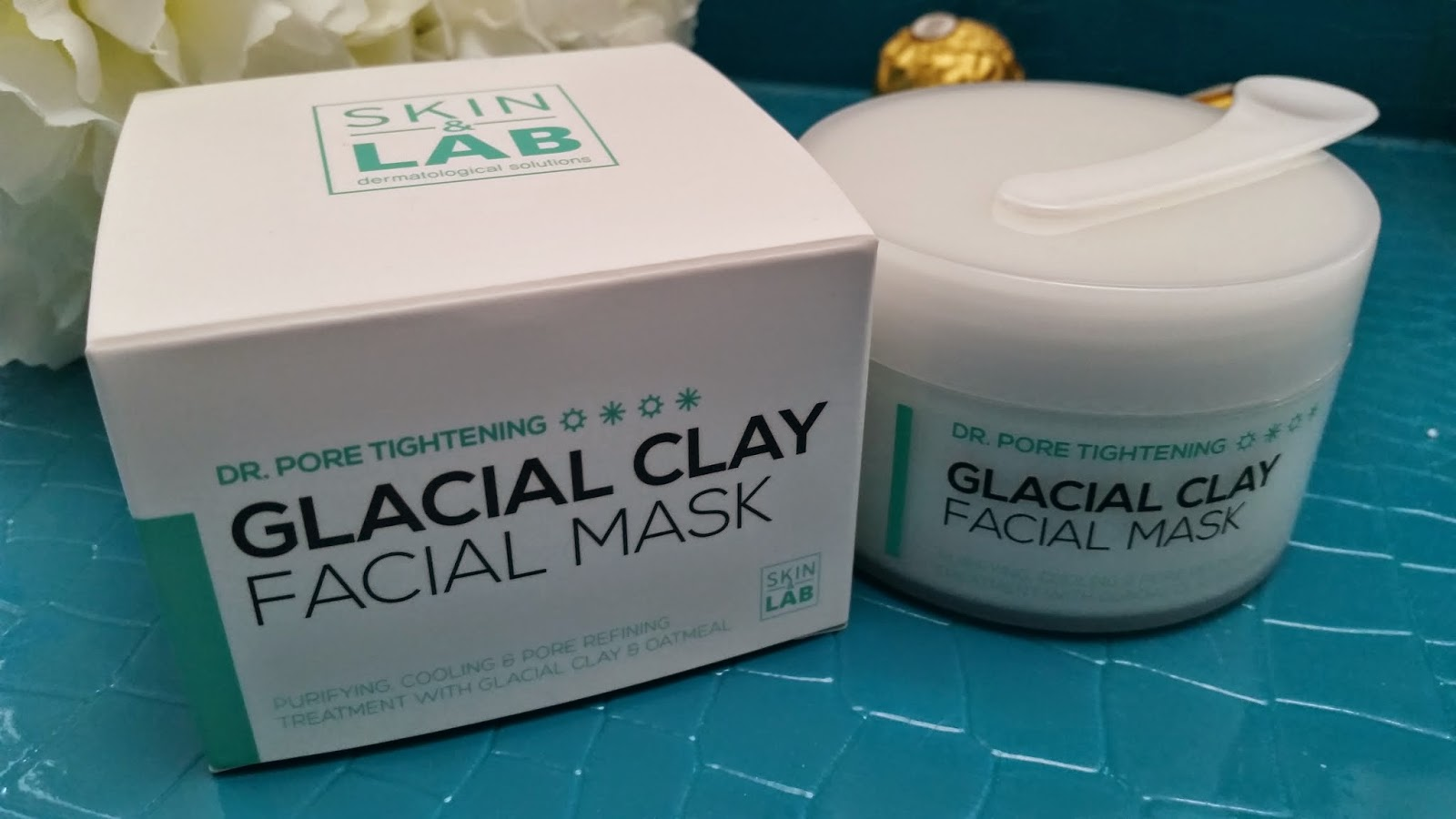 Dr. Pore Tightening: Glacial Clay Facial Mask