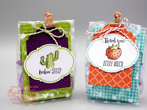 Treat Week 2020 #1 - WITTY-CISMS Gift Bag