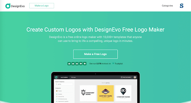 DesignEvoOnSayhamFrontPage