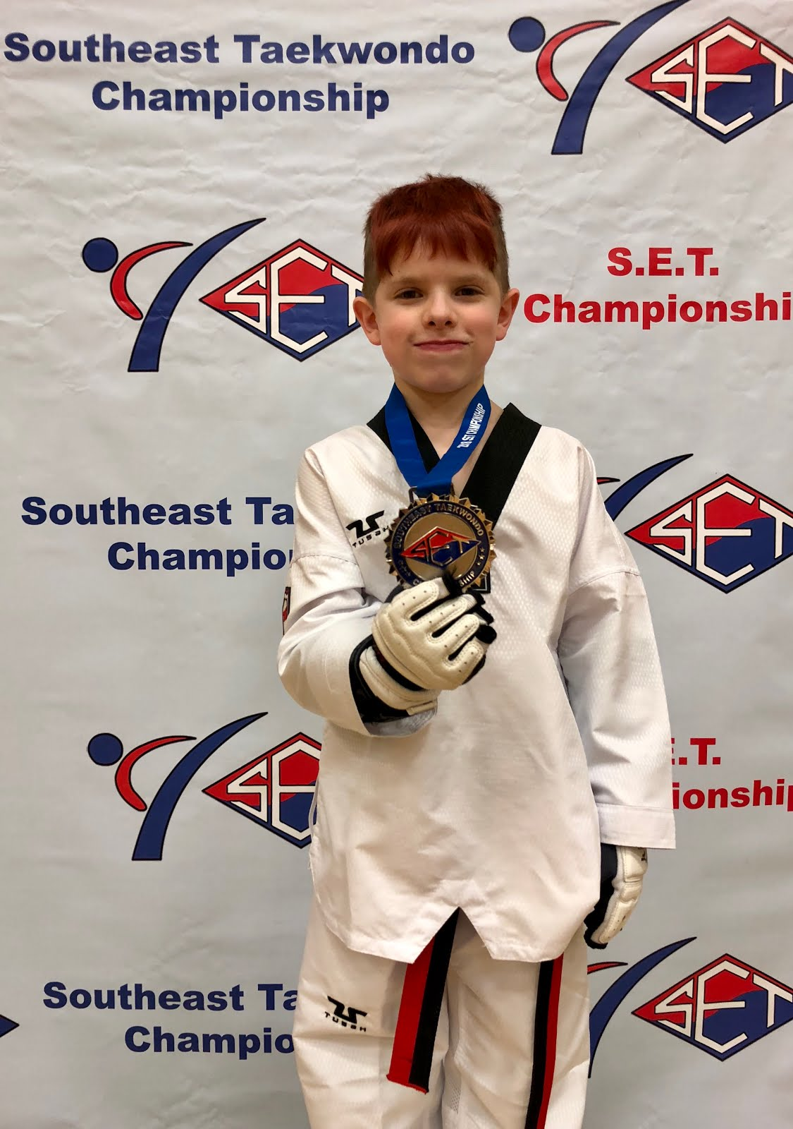 S.E.T. Championship Silver Medalist in World Class Sparring January 13, 2018