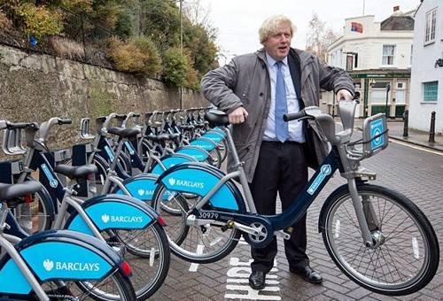 pejabat publik yang suka bersepeda
