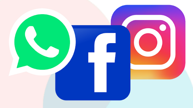 شركة فيسبوك تعيد رسميا تسمية تطبيقي واتساب وإنستغرام