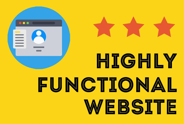 6 Characteristics That Makes a Highly Functional Website