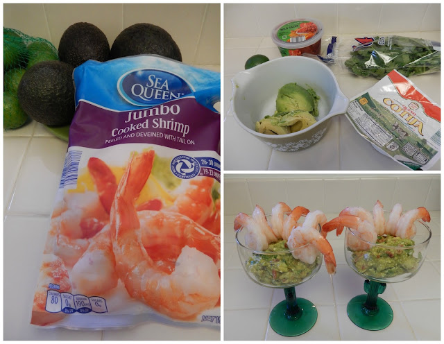 PicMonkey%2BCollageshrimp%2BCocktail%2Bwith%2BGuacamole%2BALDI%2BGrocery%2BHaul Weight Loss Recipes My ALDI Shopping Trip: Healthy Food Finds