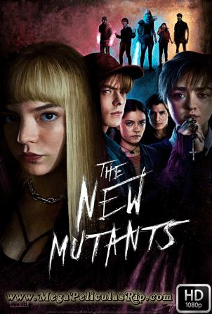 Los Nuevos Mutantes 1080p Latino