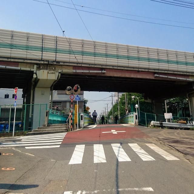 首都高羽田線 南前堀