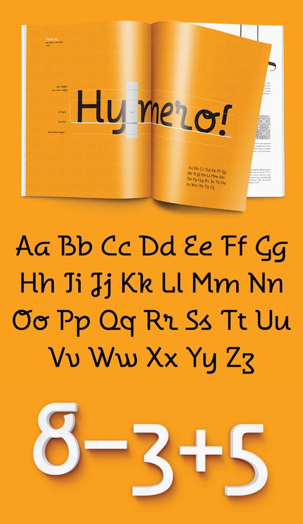 Five Free Font