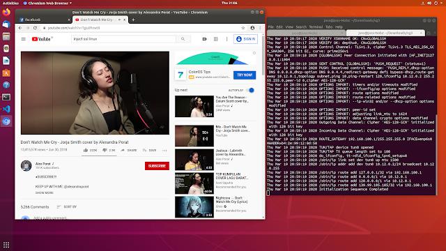 Alternatif HTTP Injector di Linux Ubuntu dan Linux Mint
