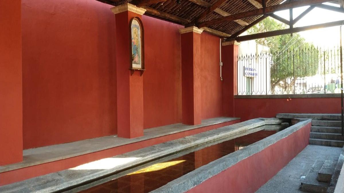 Antico lavatoio pubblico di Cibali