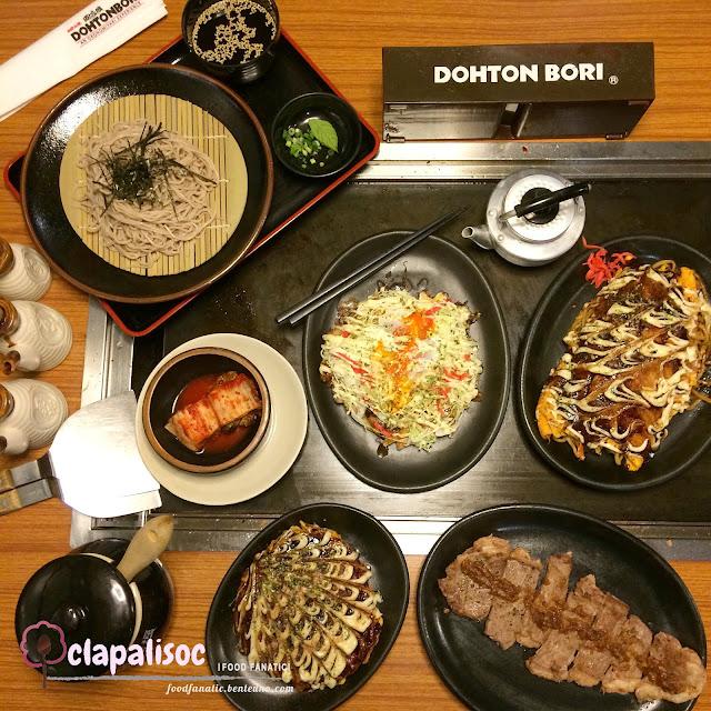 Okonomiyaki Experience