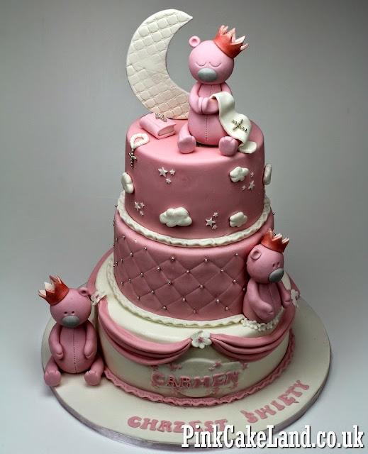 Best Christening Cakes in Kensington, London