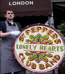 Alat Musik Drum Termahal Di Dunia Milik Ringo Starr The Beatles