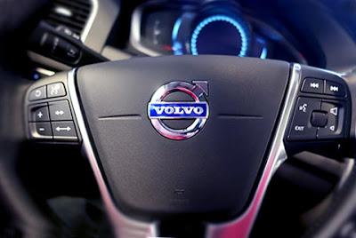 kierownica Volvo