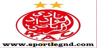 الوداد الرياضي البيضاوي Wydad Athletic Club