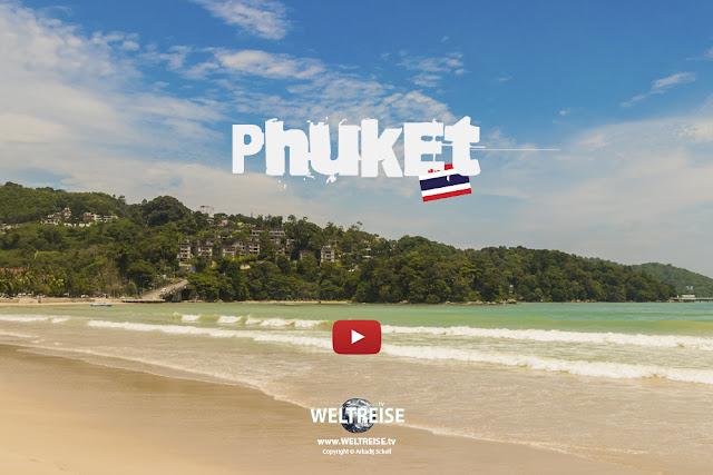 Thailands schönste Strände | PATONG BEACH | www.WELTREISE.tv # 207