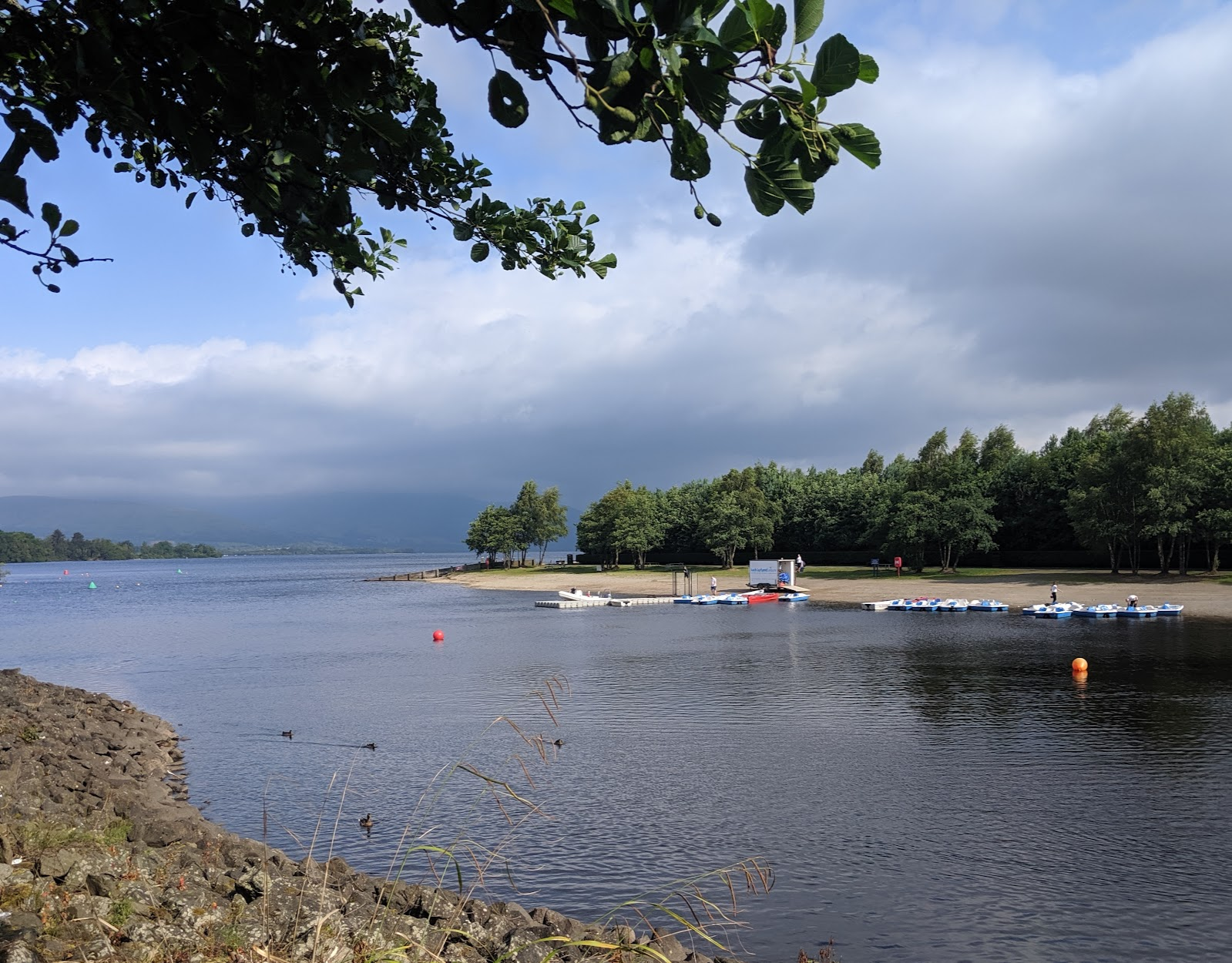 A Short Break at Cameron Lodges, Loch Lomond - Loch Lomond Shores - watersports