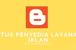 Inilah Situs Penyedia Layanan Iklan Untuk Menghasilkan Uang Dari Blog Selain Google Adsense