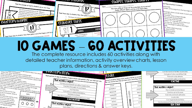 Games and Activities to play with Zoom