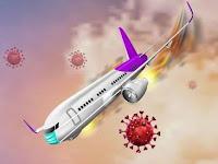 Pesawat Komersil Khususnya Penumpang Dilarangnya Beroperasi Pada Tanggal 24 April s/d 1 Juni 2020