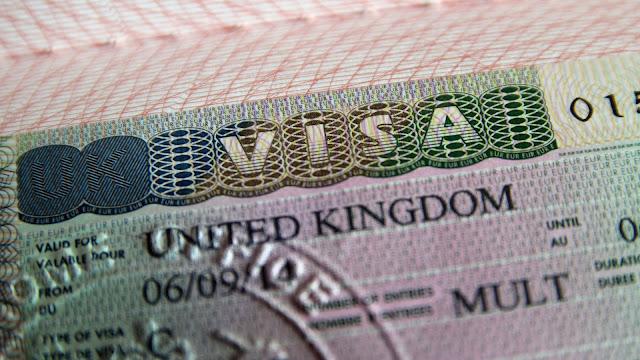 Pengurusan Visa Inggris UK
