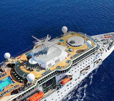 Royal Caribbean possibly selling ships to raise cash and streamline operations