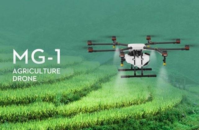 DJI Agras MG-1 Professional Crop Sprayer