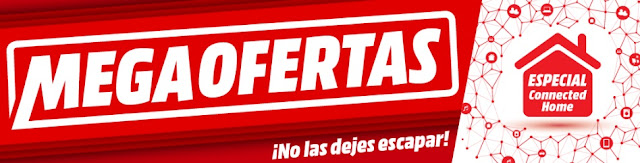Top 10 ofertas folleto Mega Ofertas (Connected Home) de Media Markt