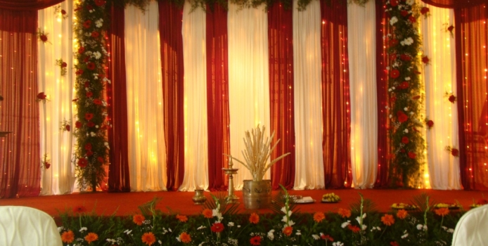 Reception & Ring Exchange Stage 01